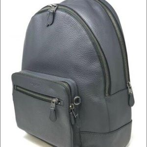 COACH WEST BACKPACK NWT!! Midnight Navy